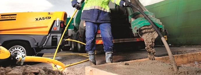 Аренда вибратора для бетона